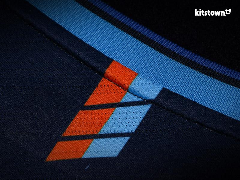 内蒙古中优2017赛季主客场球衣 © kitstown.com 球衫堂