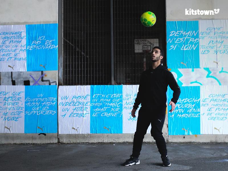 马赛与彪马建立长期合作伙伴关系 © kitstown.com 球衫堂