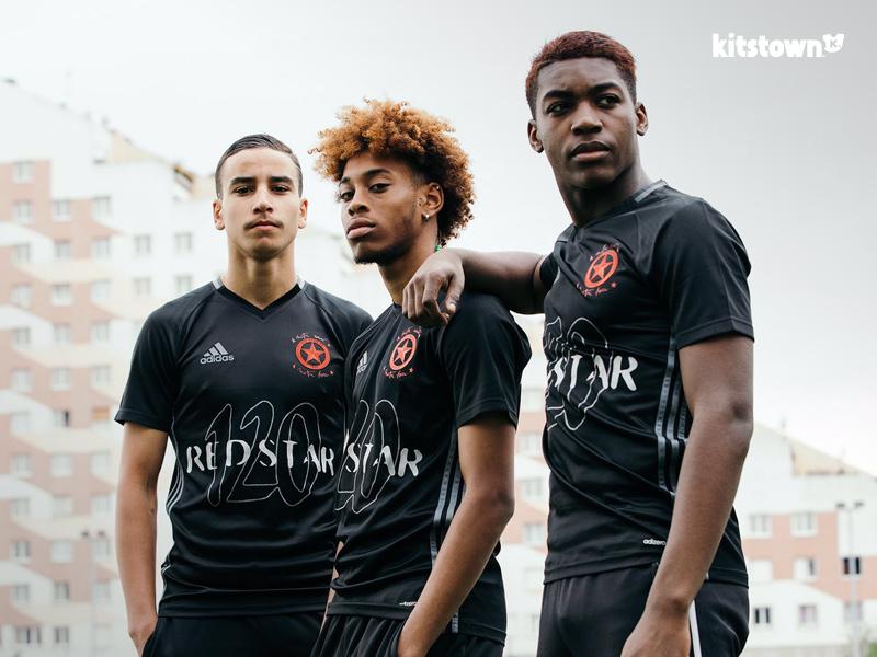 红星俱乐部120周年纪念球衣 © kitstown.com 球衫堂