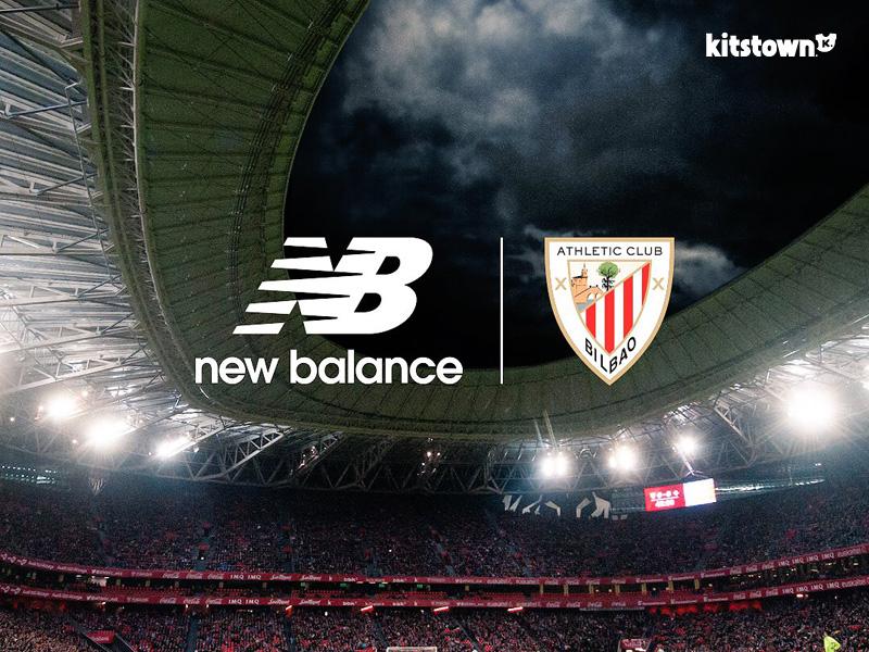 毕尔巴鄂竞技与New Balance建立合作伙伴关系 © kitstown.com 球衫堂