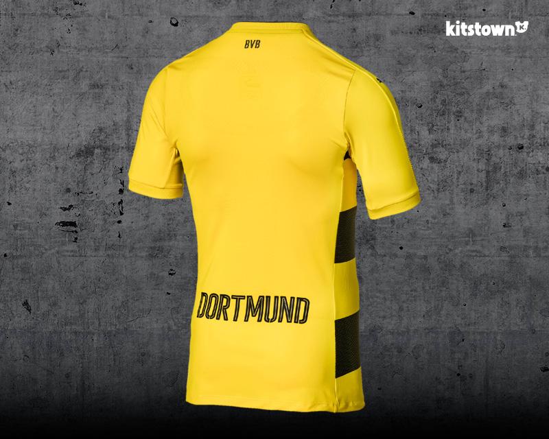 多特蒙德2017-18赛季主场球衣 © kitstown.com 球衫堂