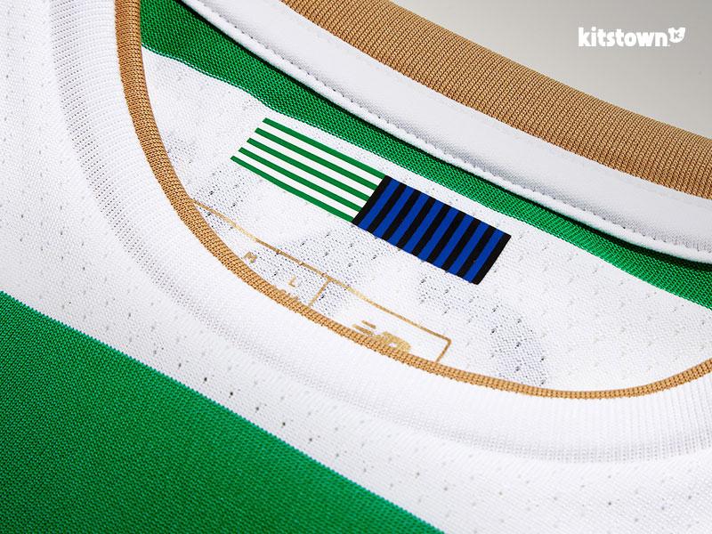 凯尔特人2017-18赛季主场球衣 © kitstown.com 球衫堂