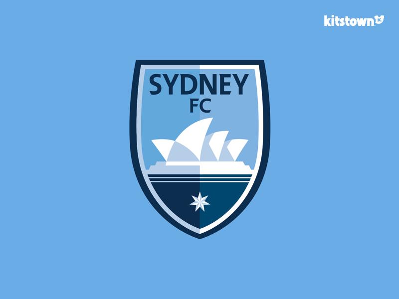 悉尼FC俱乐部推出全新徽章 © kitstown.com 球衫堂
