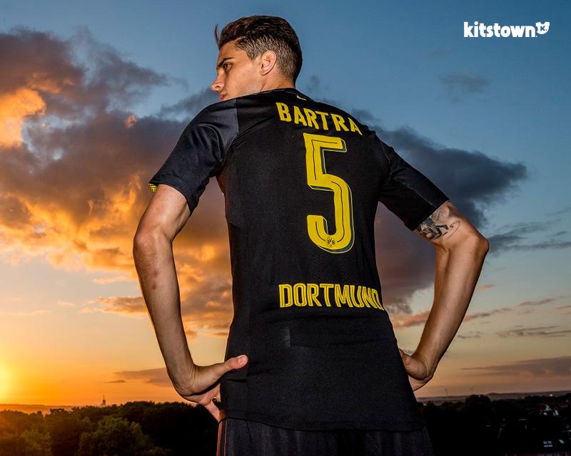 多特蒙德2017-18赛季客场球衣 © kitstown.com 球衫堂
