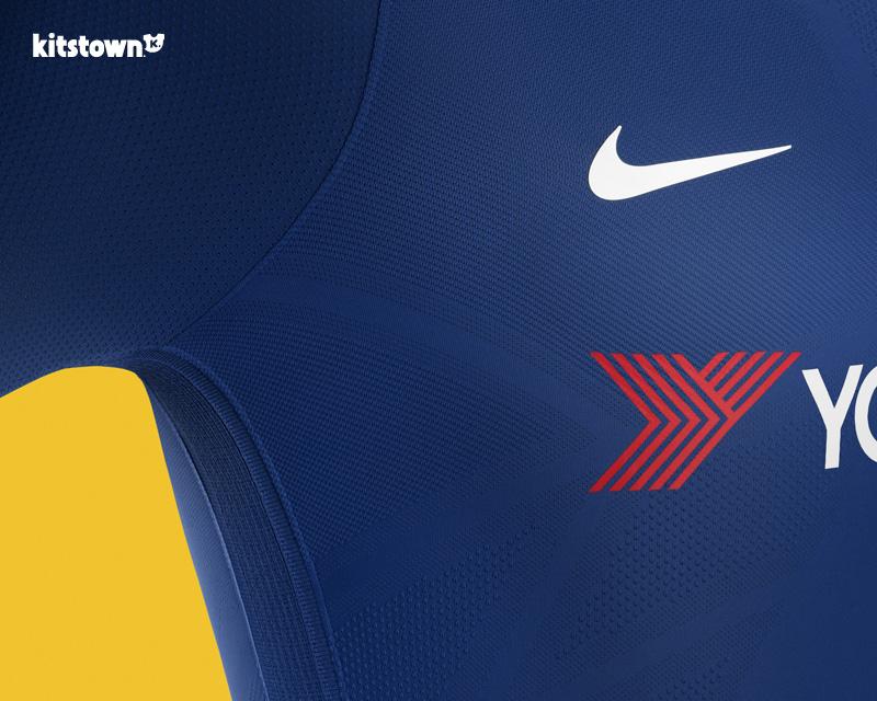 切尔西2017-18赛季主客场球衣 © kitstown.com 球衫堂