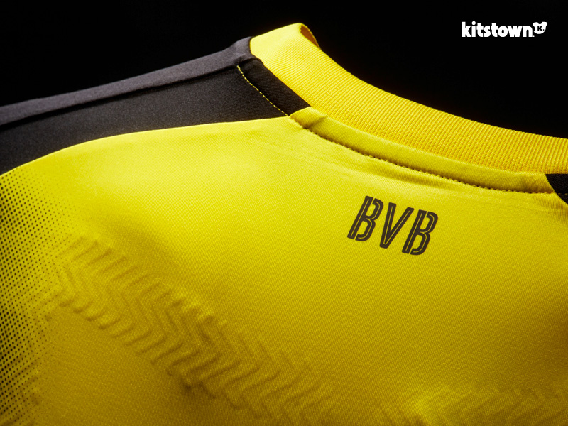 多特蒙德2017-18赛季国际比赛球衣 © kitstown.com 球衫堂