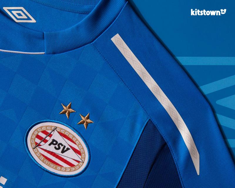 埃因霍温2017-18赛季第二客场球衣 © kitstown.com 球衫堂