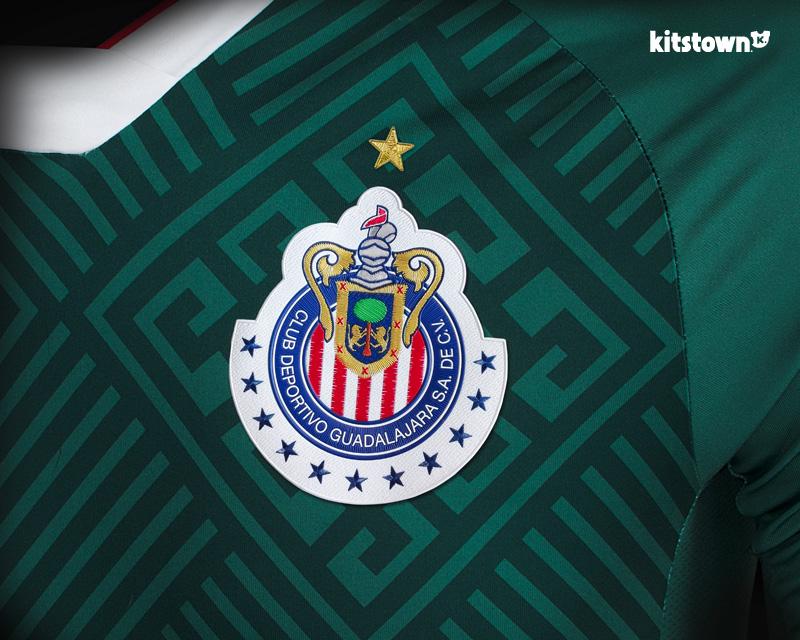 瓜达拉哈拉2017-18赛季第二客场球衣 © kitstown.com 球衫堂