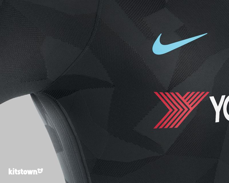 切尔西2017-18赛季第二客场球衣 © kitstown.com 球衫堂
