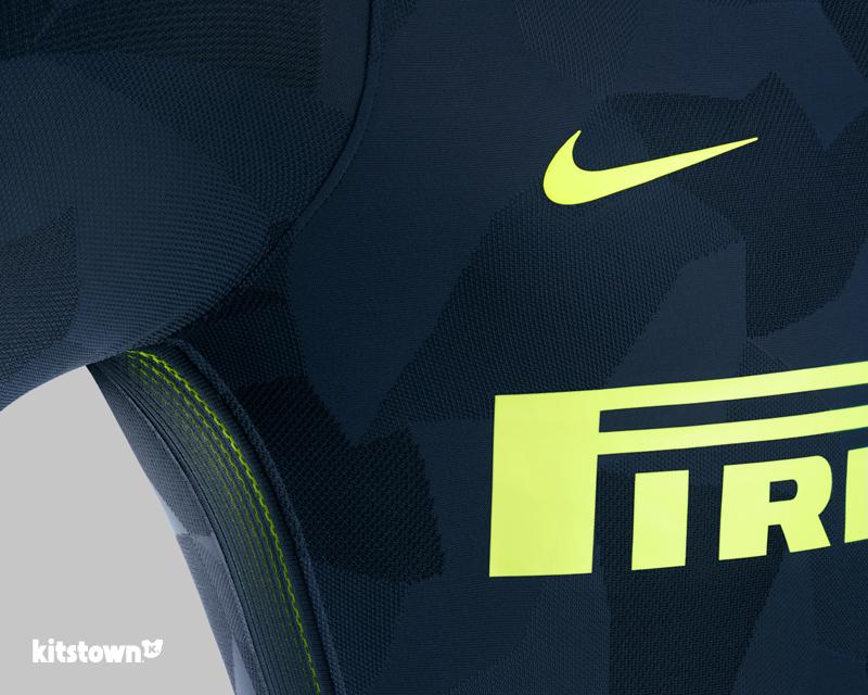 国际米兰2017-18赛季第二客场球衣 © kitstown.com 球衫堂