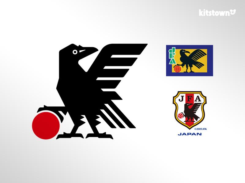 日本品牌_日本足协及国家队推出全新品牌标识