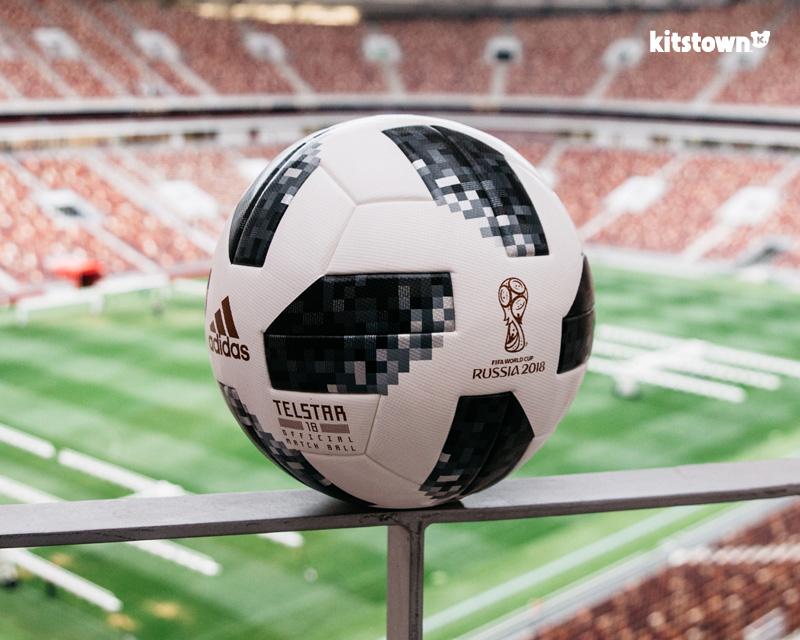 Telstar 18—2018FIFA世界杯官方比赛用球 © kitstown.com 球衫堂