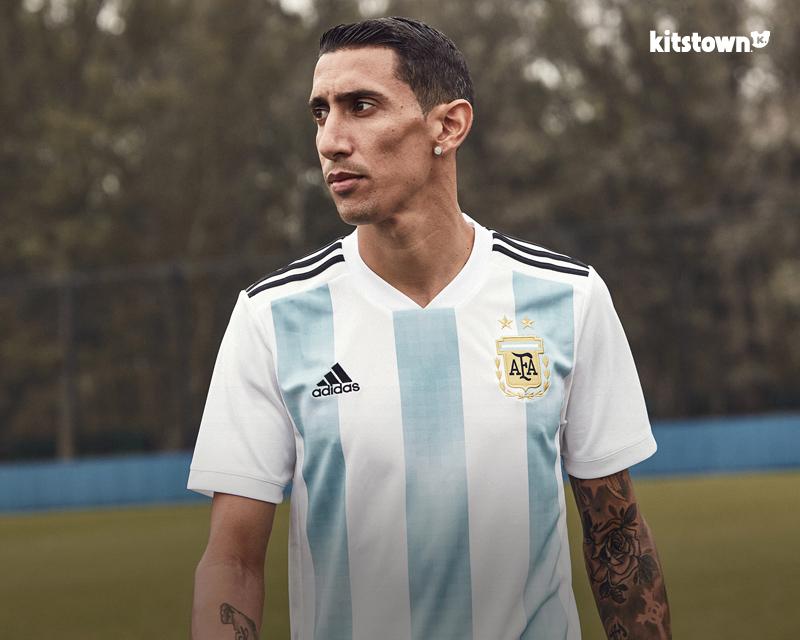 阿根廷国家队2018世界杯主场球衣图片