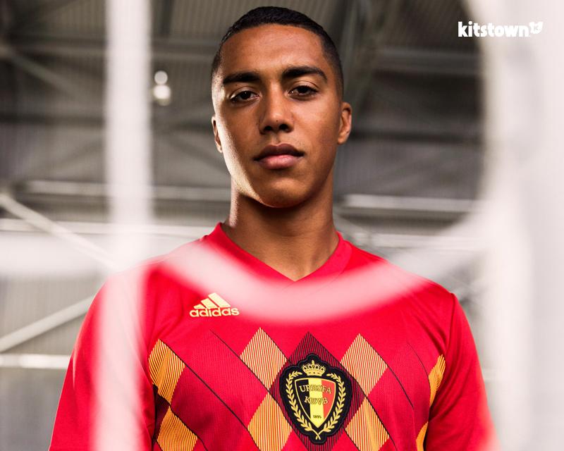比利时国家队2018世界杯主场球衣 © kitstown.com 球衫堂