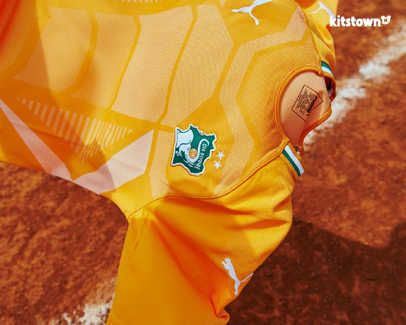 科特迪瓦国家队2018赛季主场球衣 © kitstown.com 球衫堂