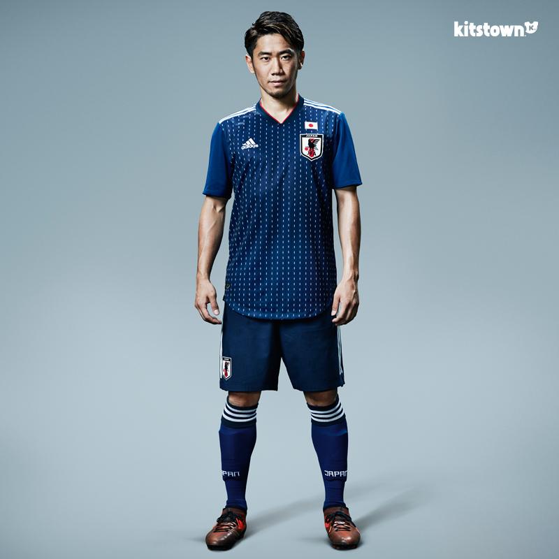 日本国家队2018世界杯主场球衣 © kitstown.com 球衫堂