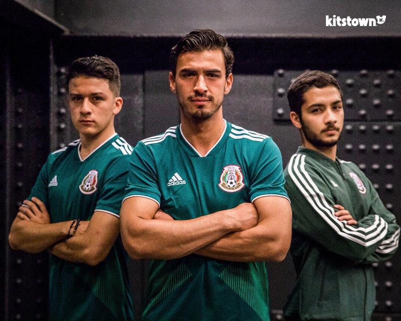 墨西哥国家队2018世界杯主场球衣 , @球衫堂