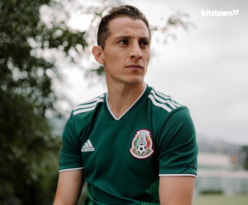 墨西哥国家队2018世界杯主场球衣 © kitstown.com 球衫堂