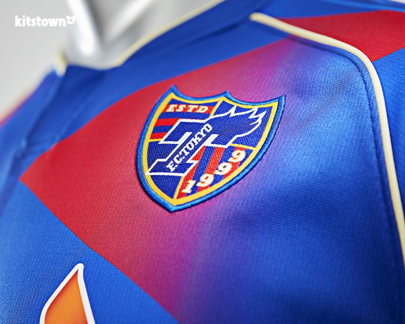 东京FC 2018赛季主场球衣 © kitstown.com 球衫堂