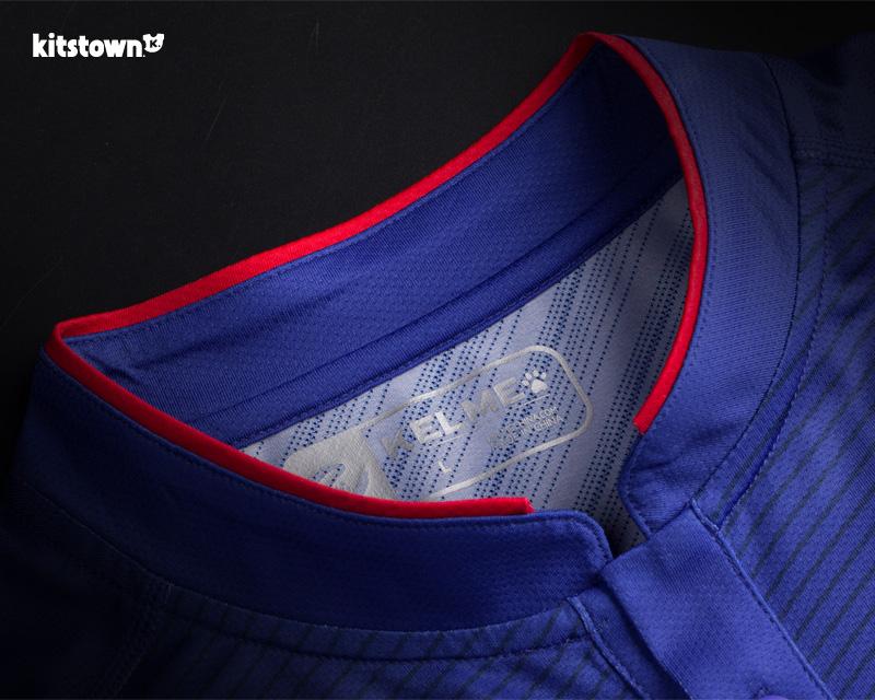 镇江文旅华萨2018赛季主客场球衣 © kitstown.com 球衫堂