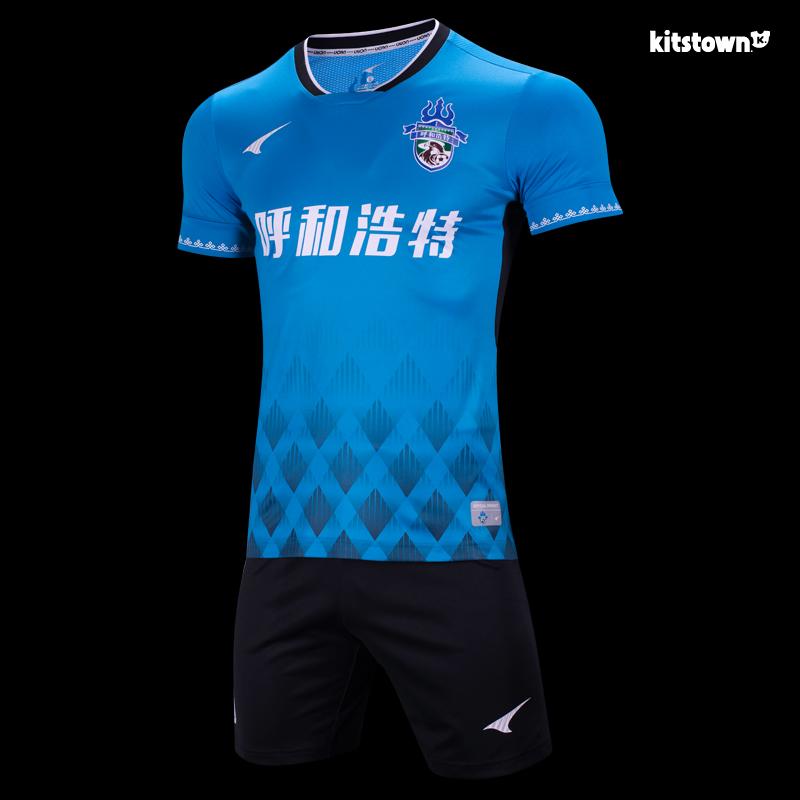 呼和浩特2018赛季主客场球衣 © kitstown.com 球衫堂