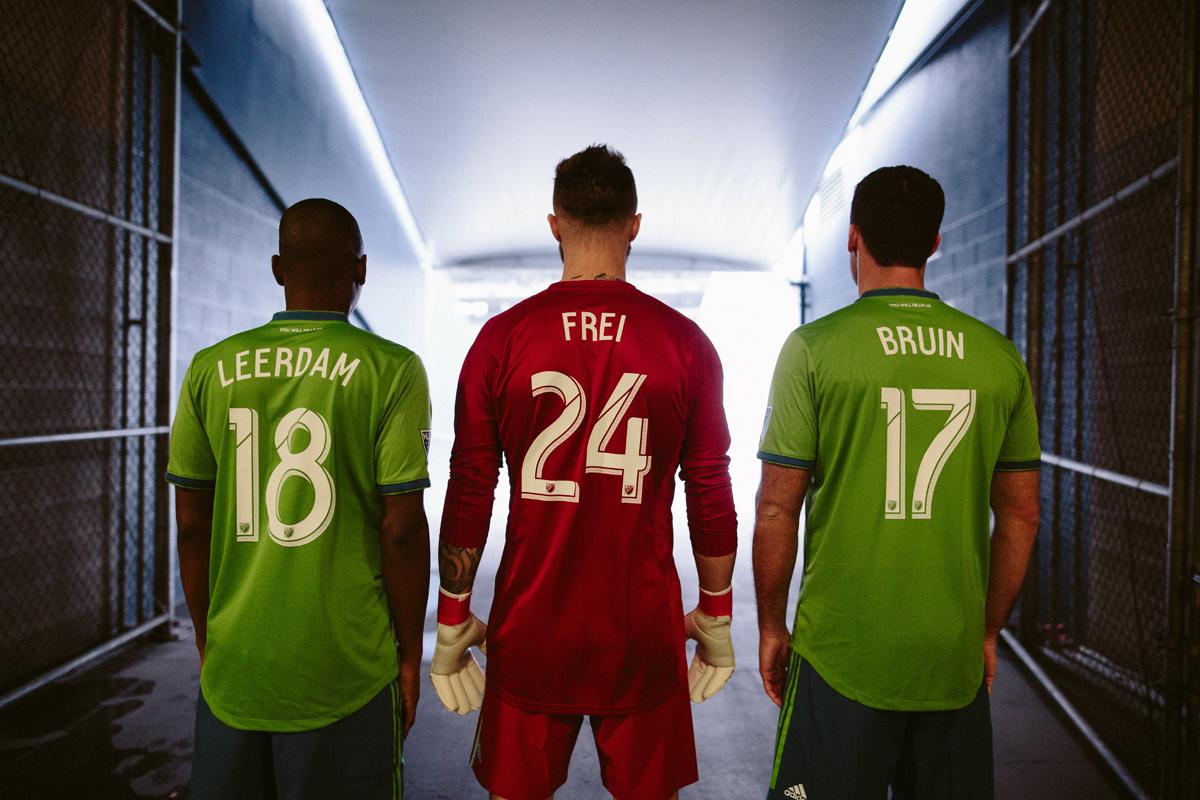 西雅图海湾人2018-19赛季主场球衣 © kitstown.com 球衫堂