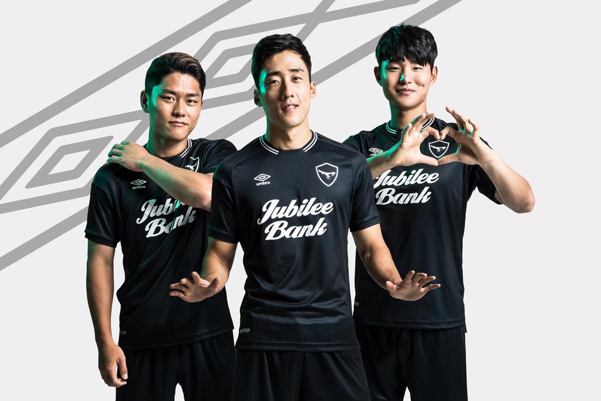 城南FC 2018赛季主客场球衣 © kitstown.com 球衫堂