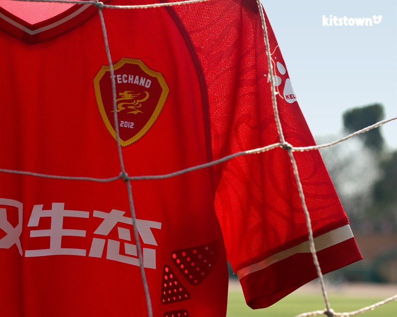 梅县铁汉2018赛季主客场球衣 © kitstown.com 球衫堂