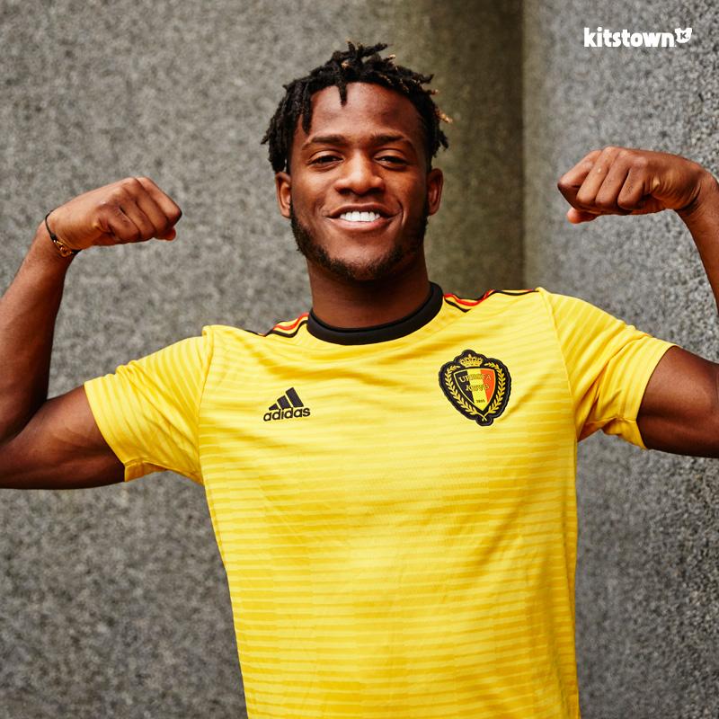 比利时国家队2018世界杯客场球衣 © kitstown.com 球衫堂