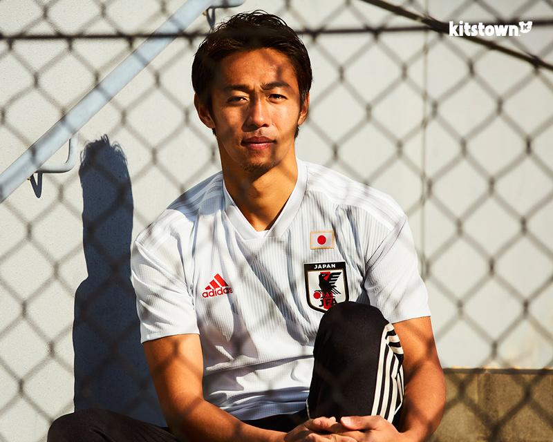 日本国家队2018世界杯客场球衣 © kitstown.com 球衫堂