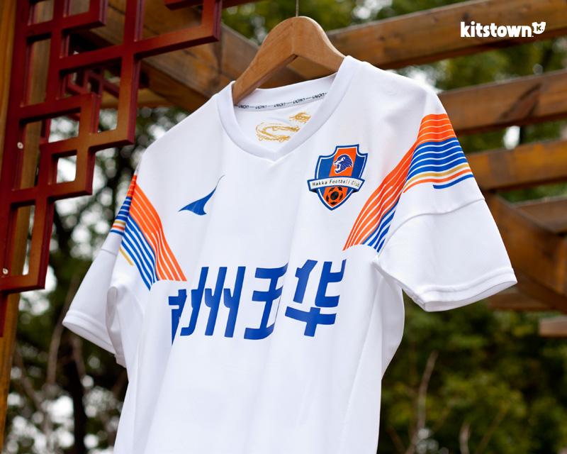 梅州客家2018赛季主客场球衣 © kitstown.com 球衫堂