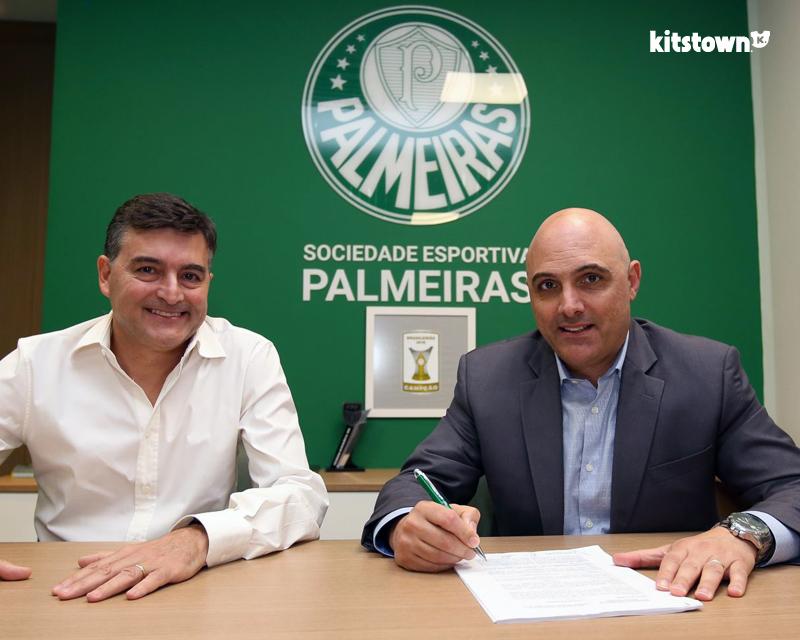 彪马与帕尔梅拉斯俱乐部建立长期合作伙伴关系 © kitstown.com 球衫堂