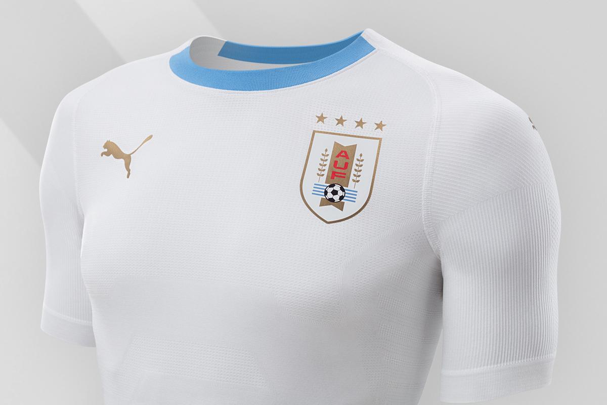 乌拉圭国家队2018世界杯客场球衣 © kitstown.com 球衫堂