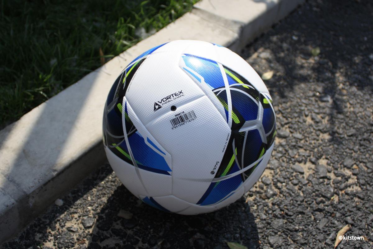 KELME揭晓革命性的VORTEX比赛用球 © kitstown.com 球衫堂