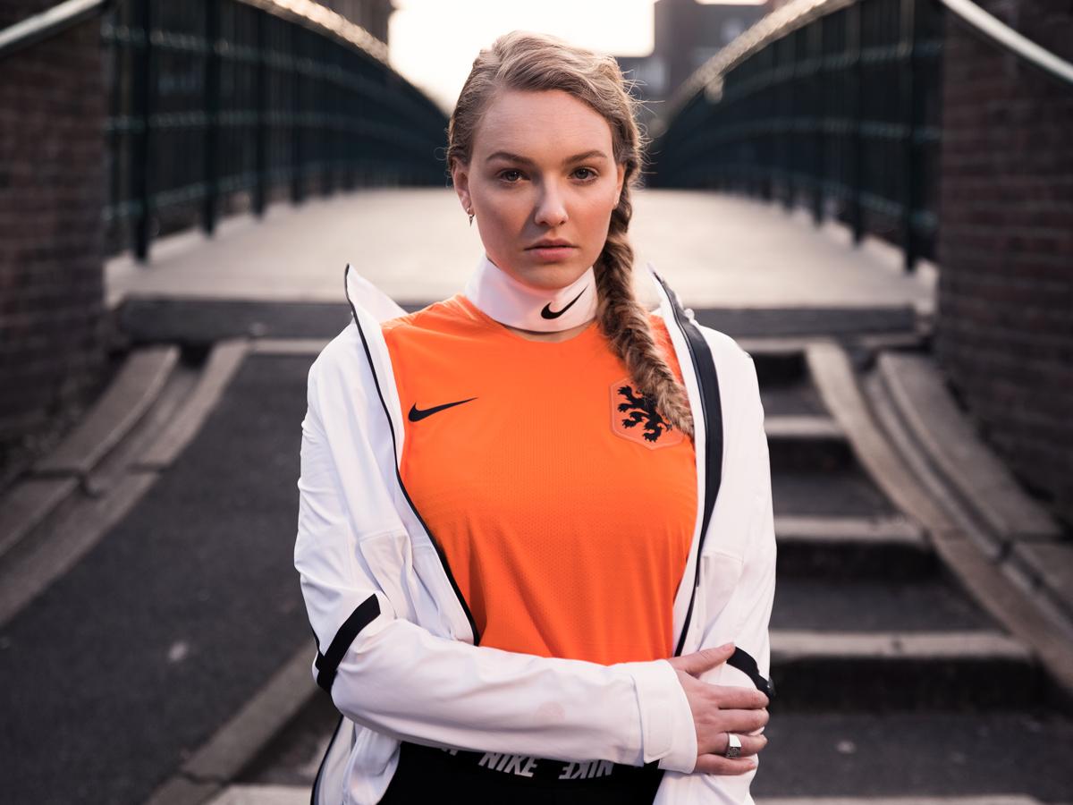 荷兰国家队2018赛季主客场球衣 © kitstown.com 球衫堂