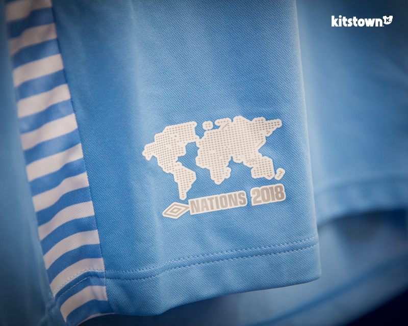 """格雷米奥2018""""国家""""主题系列球衣 © kitstown.com 球衫堂"""