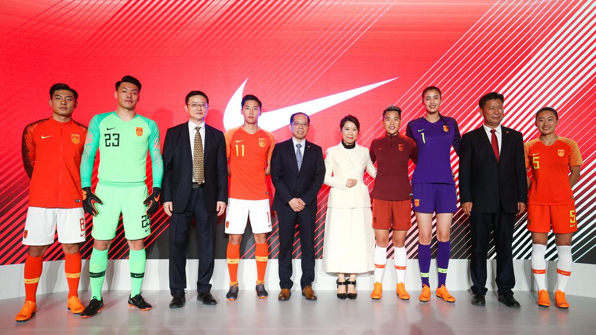 耐克公司与中超联赛续签十年新约 © kitstown.com 球衫堂