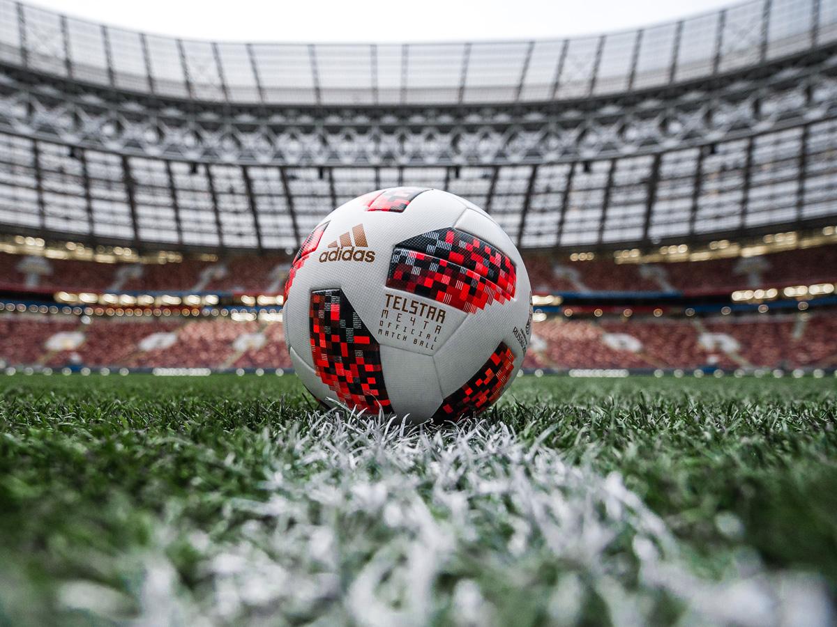 Telstar Mechta—2018FIFA世界杯淘汰赛官方比赛用球 © kitstown.com 球衫堂