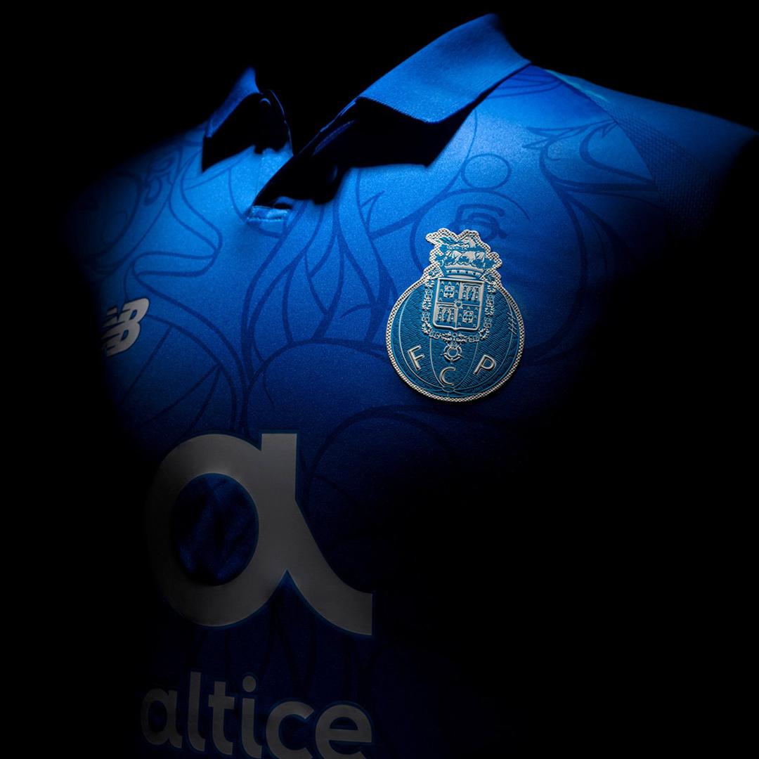 波尔图2018-19赛季第二客场球衣 © kitstown.com 球衫堂