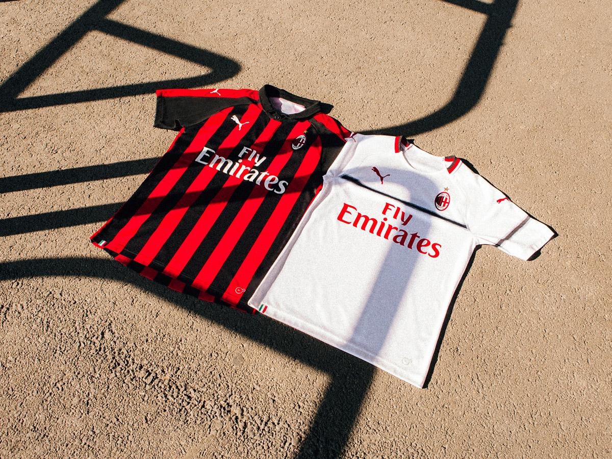 AC米兰2018-19赛季客场球衣 © kitstown.com 球衫堂