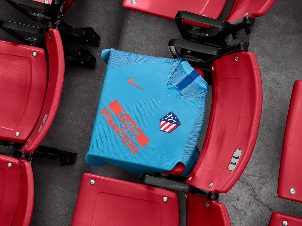 马德里竞技2018-19赛季客场球衣 © kitstown.com 球衫堂