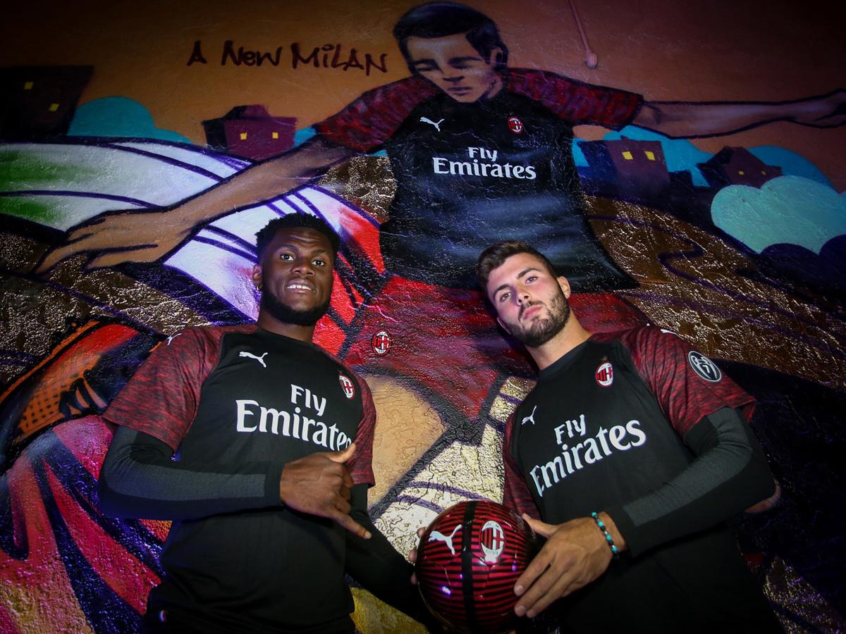 AC米兰2018-19赛季第二客场球衣 © kitstown.com 球衫堂