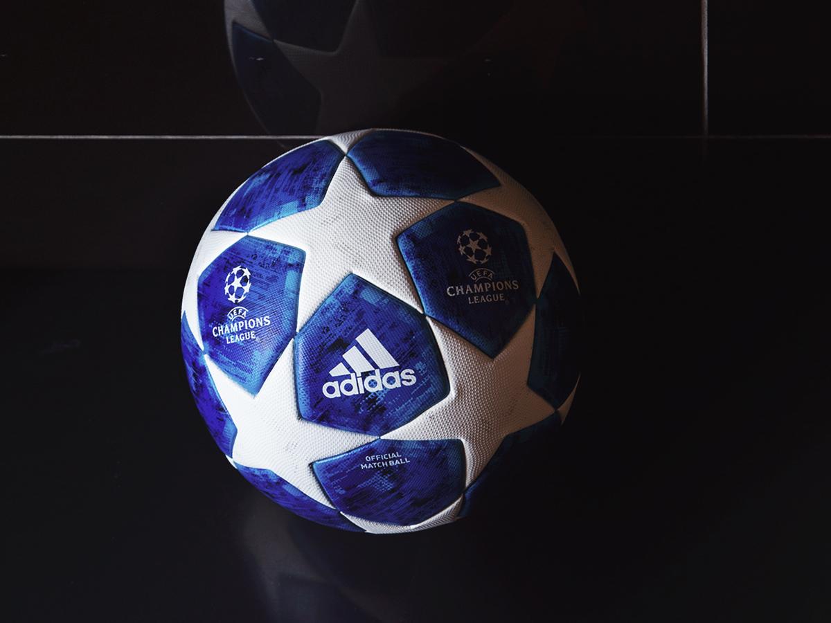 2018-19赛季欧冠联赛小组赛官方比赛用球 © kitstown.com 球衫堂