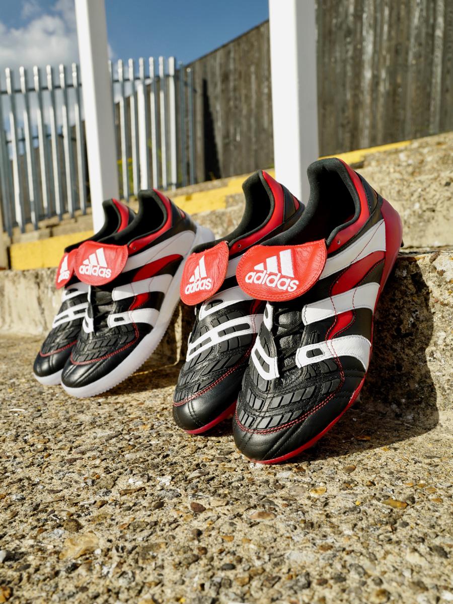 阿迪达斯推出全新Predator Accelerator战靴 © kitstown.com 球衫堂