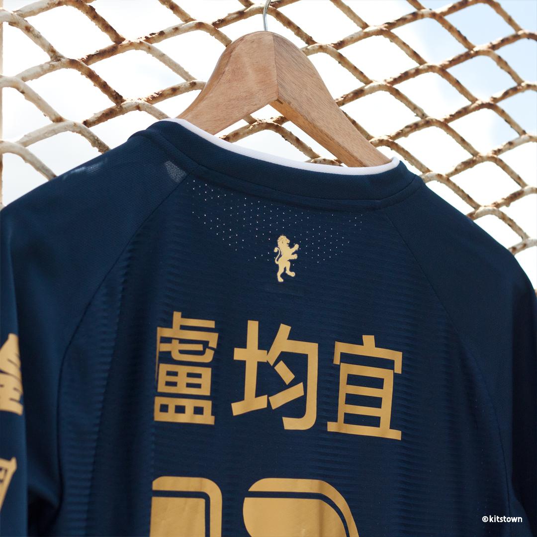 R&F富力2018-19赛季主客场球衣 © kitstown.com 球衫堂