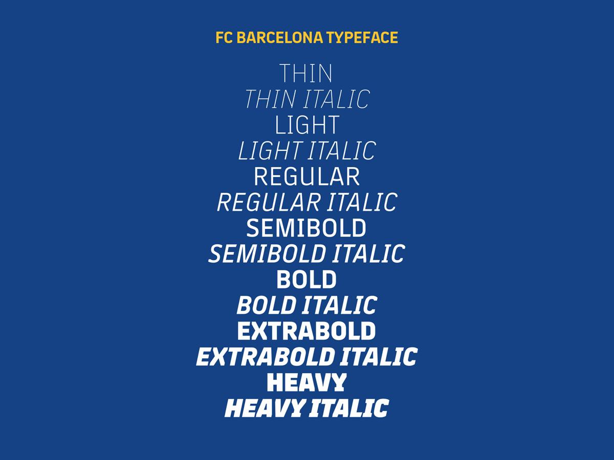 巴塞罗那俱乐部推出全新徽章 © kitstown.com 球衫堂