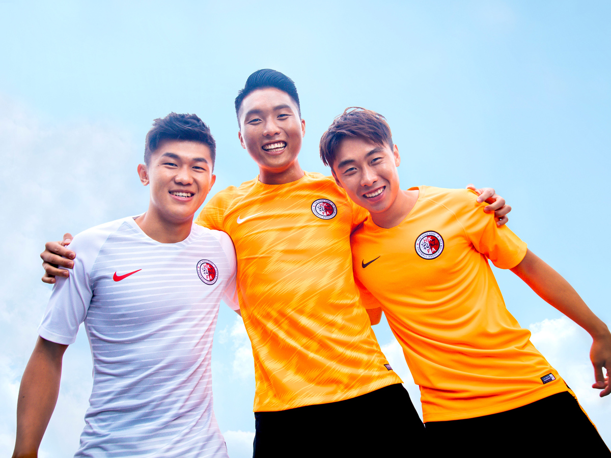 香港代表队2018-19赛季主客场球衣 © kitstown.com 球衫堂