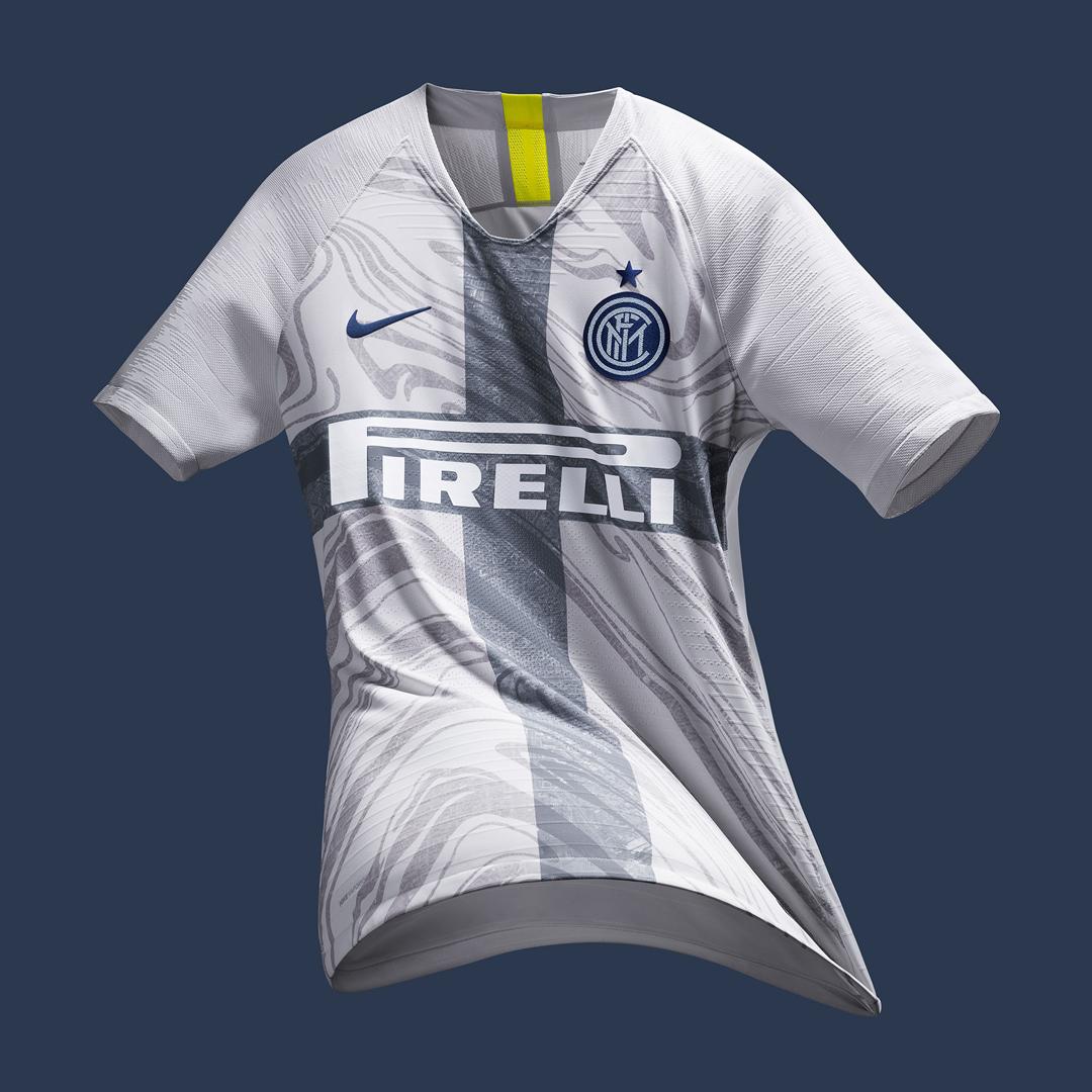 国际米兰2018-19赛季第二客场球衣 © kitstown.com 球衫堂