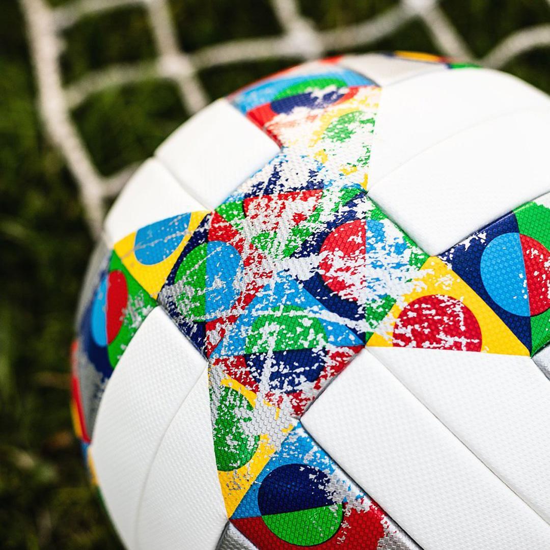 2018-19赛季欧足联国家联赛官方比赛用球 © kitstown.com 球衫堂