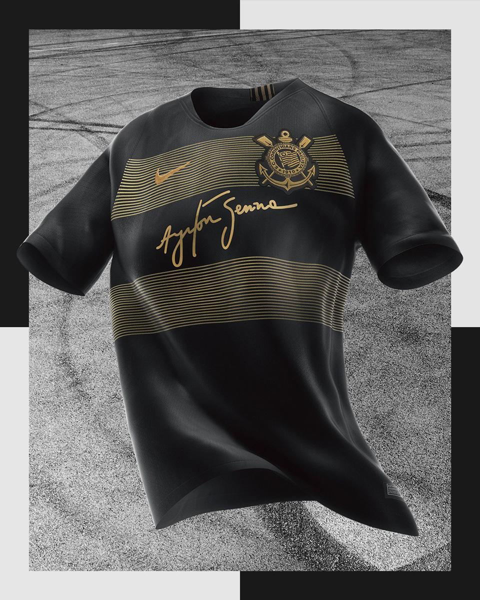 科林蒂安2018-19赛季第二客场球衣 © kitstown.com 球衫堂
